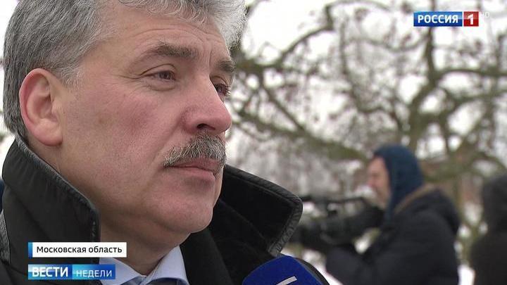 Грудинин рассказал об офшорах, а Жириновский - об издевательстве