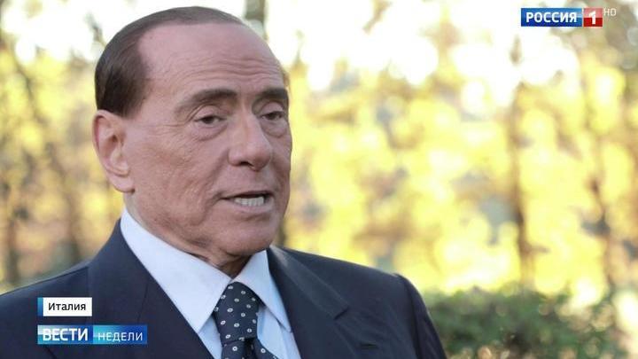 """Берлускони уже боятся: дон Сильвио решил """"встряхнуть"""" Брюссель"""