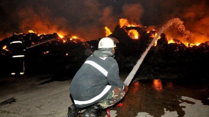 """Пожар в парке развлечений """"Европа-парк"""" в городе Руст на юго-западе Германии локализован"""