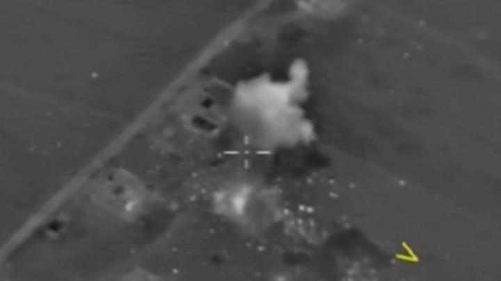 Сирия: подбивших Су-25 боевиков уничтожили высокоточным ударом