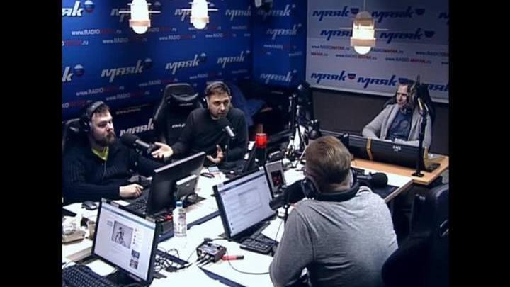 Сергей Стиллавин и его друзья. Намибия