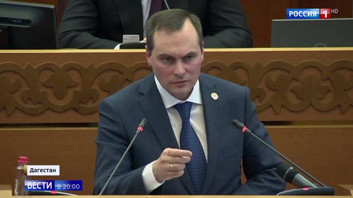 Новым премьером Дагестана стал управленец из Татарстана