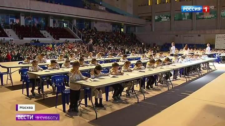 Жириновский пожелал детям быть сильнее калькулятора