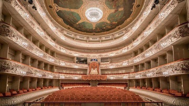 Масштабная реставрация, гала-концерт и другие подарки Михайловского театра
