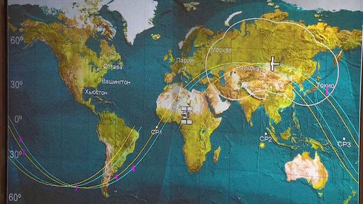 """Космический грузовик """"Прогресс"""" доставит на орбиту более двух тонн грузов"""