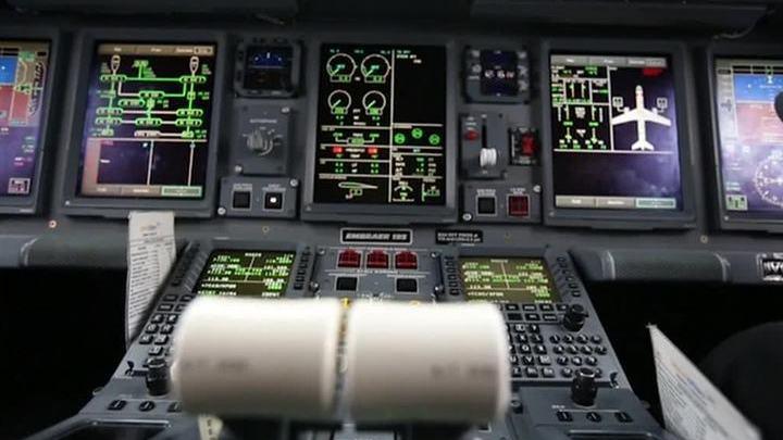 Крушение самолета могло произойти из-за образовавшейся наледи