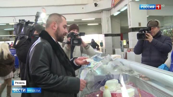 Пельмени, мясо, мороженое: кандидаты в президенты увлеклись едой