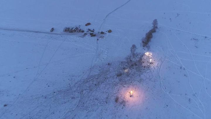В авиакатастрофе в Подмосковье погиб инженер из Швейцарии