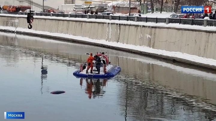 Смерть в Яузе: ДТП на Андроньевской набережной - уже не первое