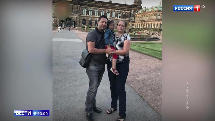 Ливанец похитил у россиянки трехлетнюю дочь-инвалида