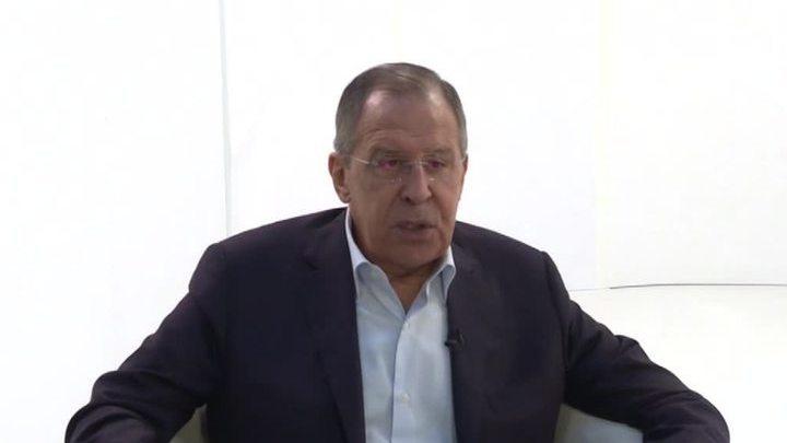 Сергей Лавров рассказал, что требуется для работы в МИД