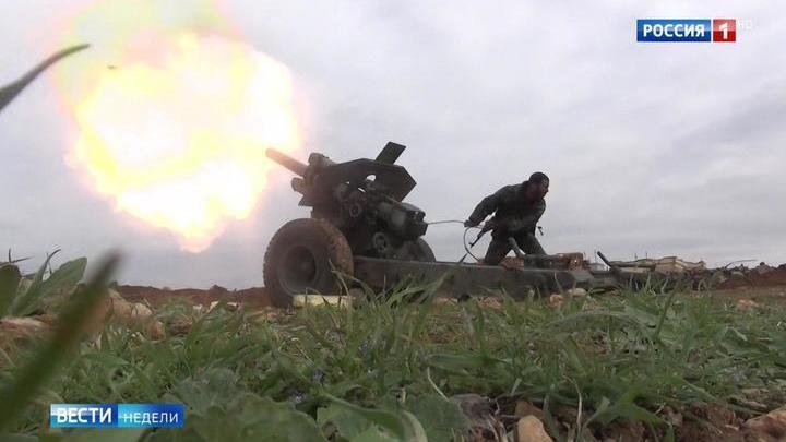 """Турция """"позаботится"""" о боевиках в Идлибе"""