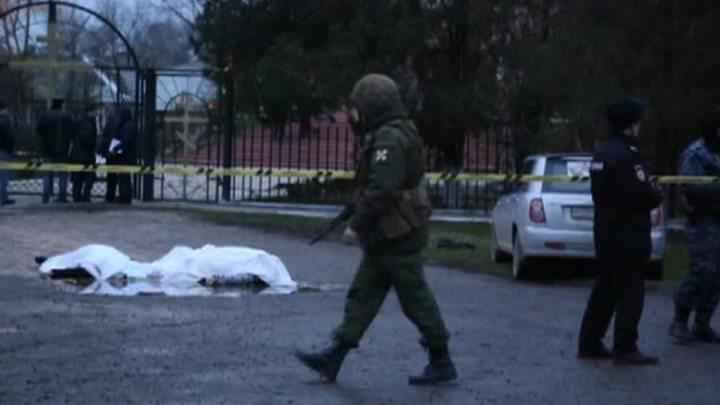 Бойня в Кизляре: сержант полиции рассказал, как ликвидировали убийцу
