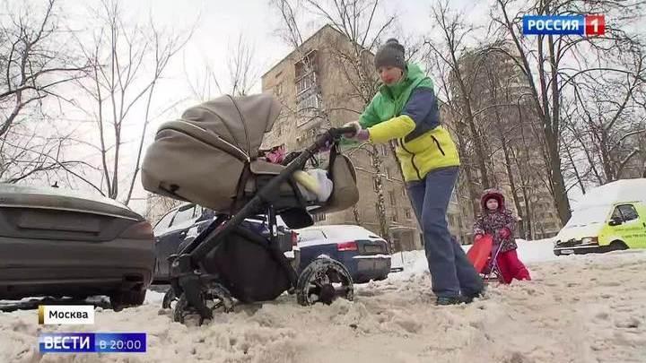 Синоптики предупреждают москвичей о сильных морозах