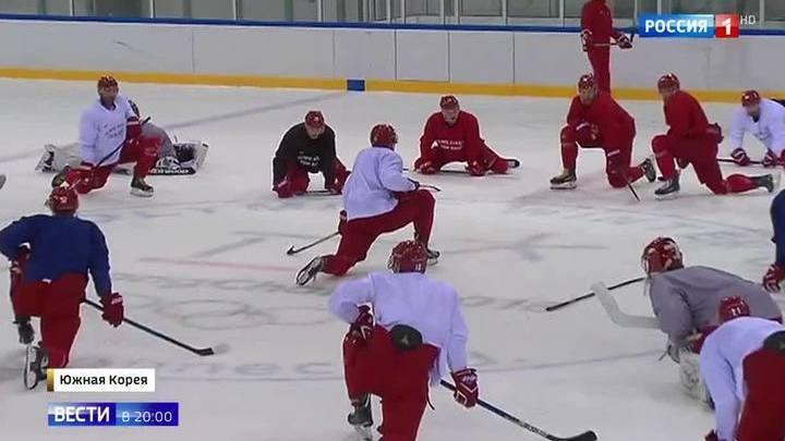 Олимпийские сюжеты: хоккей, керлинг, лыжная акробатика и танцы на льду