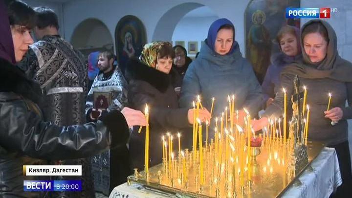 Стрелял в спину: в Дагестане объявлен траур по жертвам кизлярской бойни