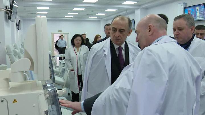 В столице Кабардино-Балкарии открылся новый центр диализа