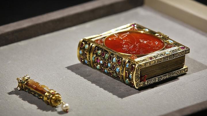 Часослов короля Франциска Первого выставят на аукционе в Лондоне