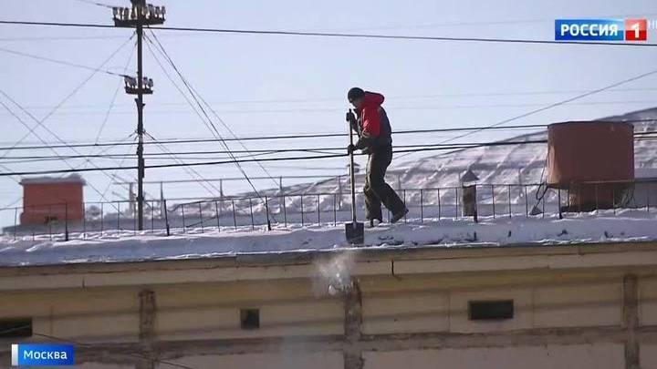 Морозы в Москве будут крепчать