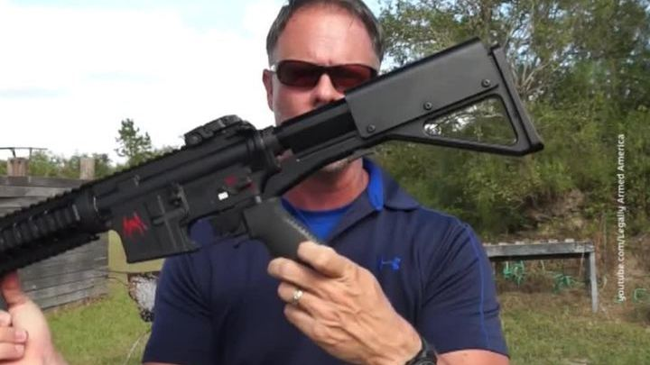 Вместо ограничения продажи оружия Трамп предложил вооружить учителей