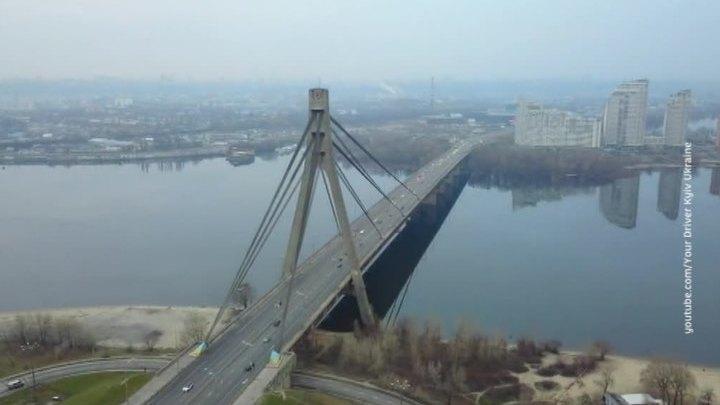 Московский мост в Киеве переименовали в Северный