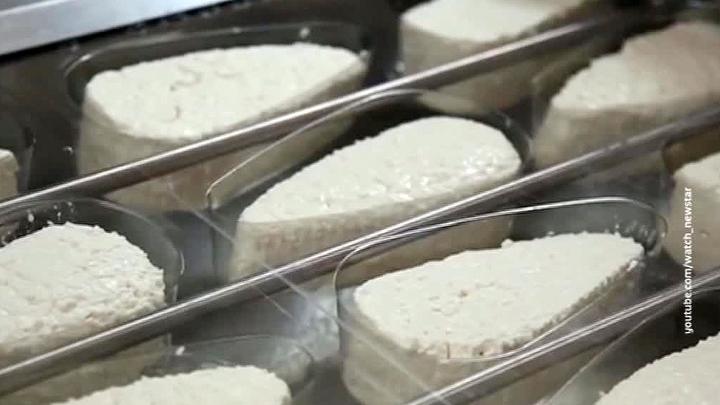 Россия запрещает ввоз молочной продукции из Белоруссии