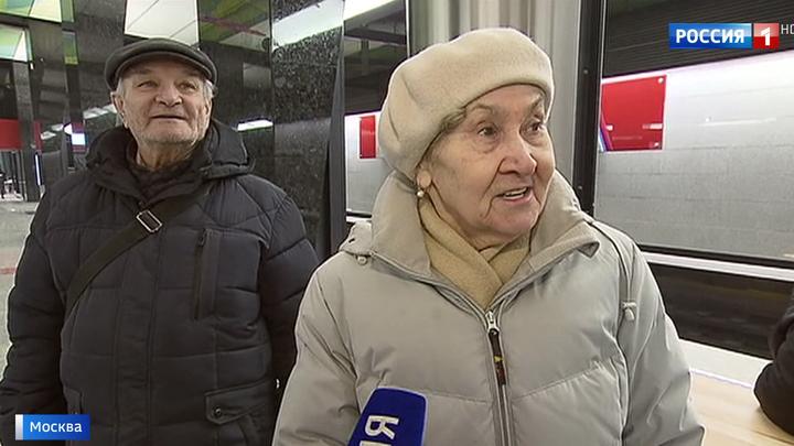 Москвичи осваивают новое кольцо столицы