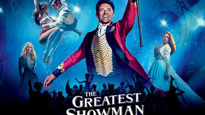 """Американский музыкальный фильм """"Величайший шоумен"""" (""""The Greatest Showman"""")."""
