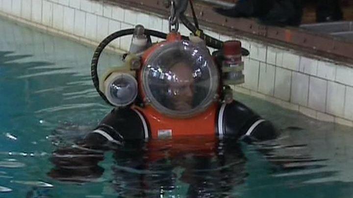 Минобороны решило возродить редкую военную специализацию водолазов-глубоководников