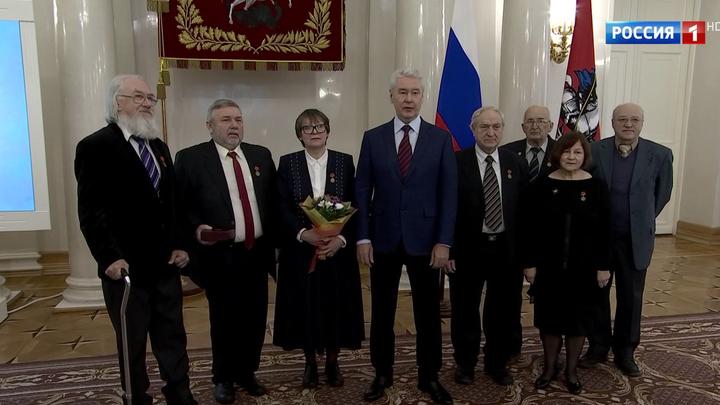 Большой театр, соборы Кремля и дом Пашкова: в Москве наградили почетных реставраторов