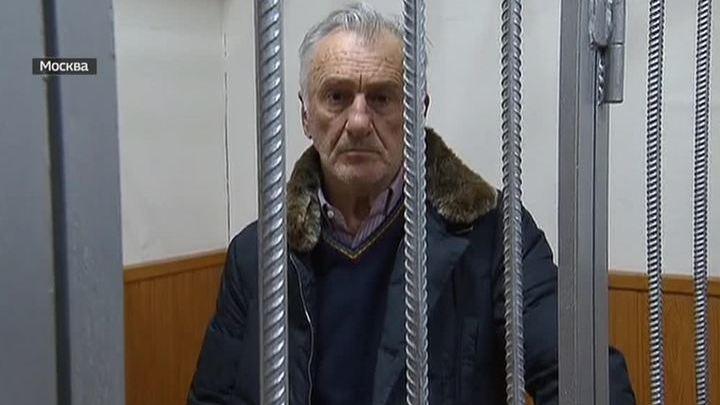 Вячеслав Дерев отправился в СИЗО на два месяца