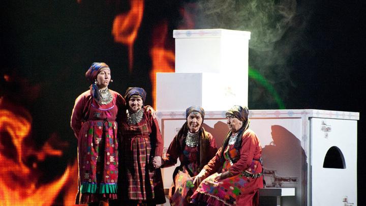 "Евровидение-2012. ""Бурановские бабушки""/Eurovision 2012. ""Buranovskiye Babushki"". Секрет успеха"