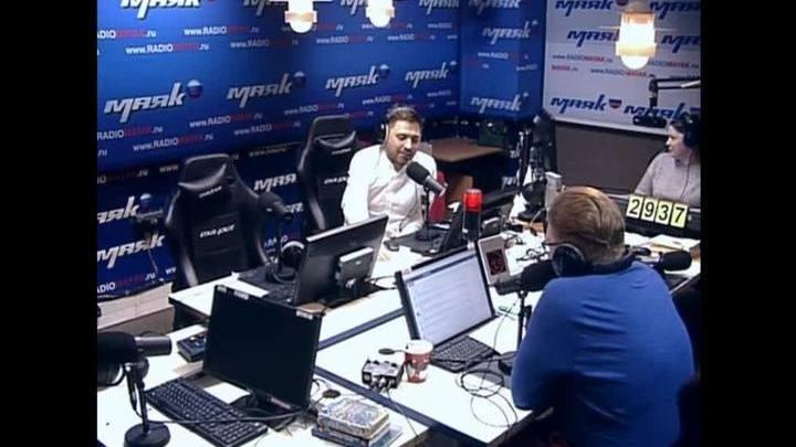 Сергей Стиллавин и его друзья. Женевский автосалон 2018