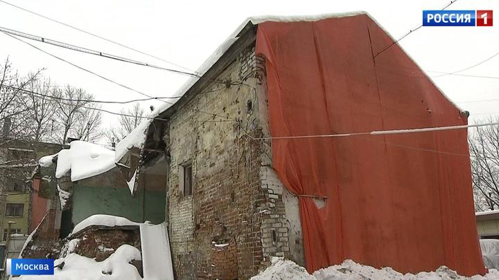 Палаты Лихонина на Кожевнической улице будут спасать через суд