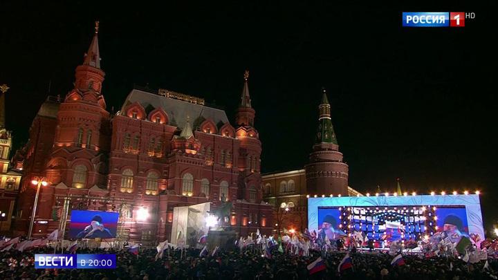 Победа мобилизованных избирателей: Путин получил кредит доверия на изменения