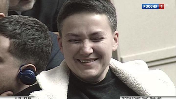 Арест в прямом эфире: Рада испугалась гранат от Савченко