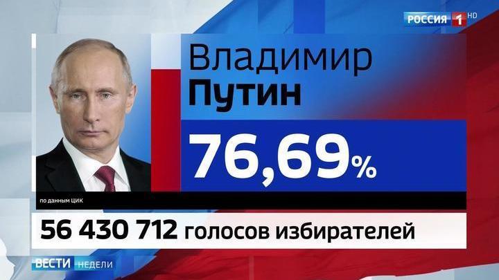 Путин пообещал не сидеть на президентском посту до 100 лет