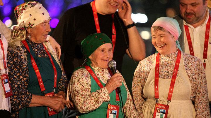"Евровидение-2012. ""Бурановские бабушки""/Eurovision 2012. ""Buranovskiye Babushki"""