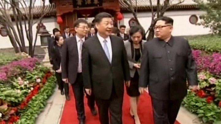 Тайный визит: лидер КНДР побывал в Китае с обещаниями мира