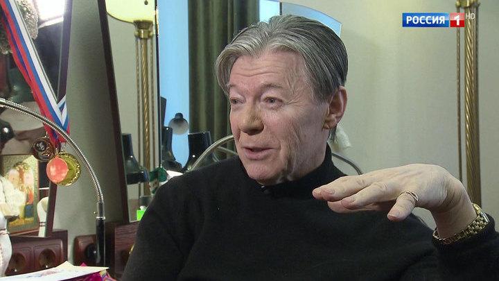 Щукинец, ленкомовец, шпана: Александру Збруеву . 80 лет