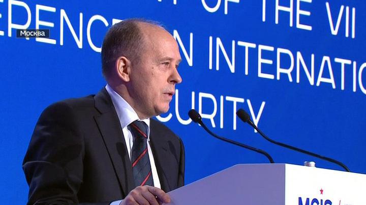 Александр Бортников: большинство терактов планируется через Интернет