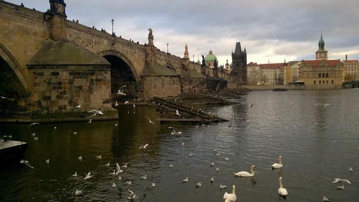 Прага, 2018 год. Фото Л.Варебруса