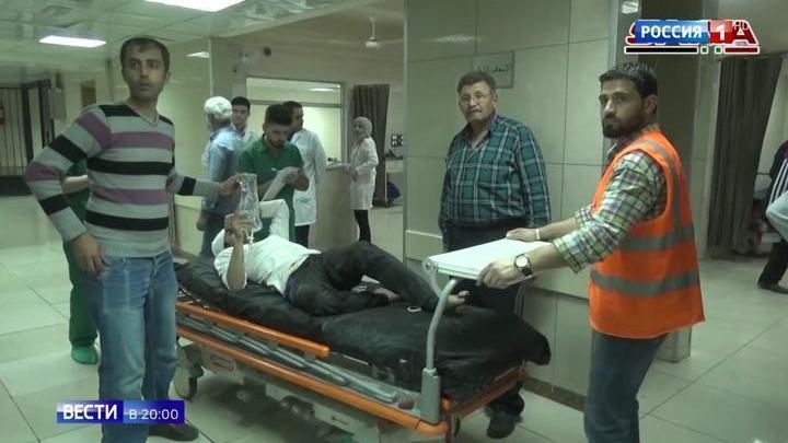 Свежий видеофейк как повод ударить по Сирии: кто снял постановочную химатаку