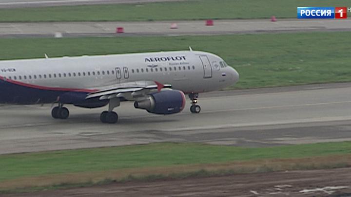Из Шереметьева вылетит первый за два с половиной года самолет в Каир