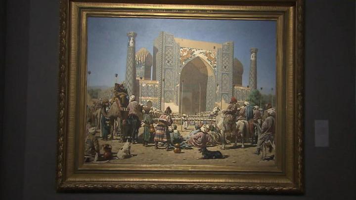 В Третьяковской галерее выставку картин Василия Верещагина посетили более 100 тысяч человек