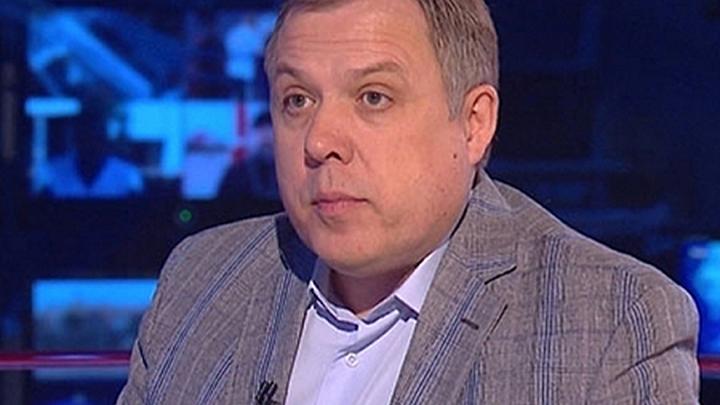 Заместитель директора Национального института развития современной идеологии Игорь Владимирович Шатров.