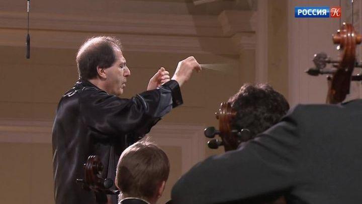 75 лет Московскому симфоническому оркестру под управлением Павла Когана