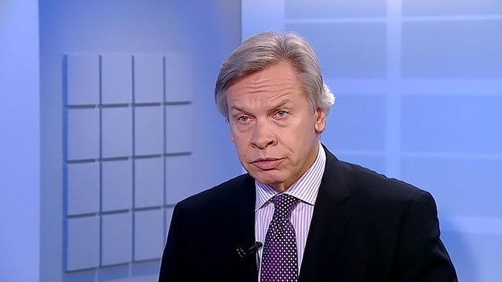 Пушков обсудил дело Вышинского с генсеком ОБСЕ