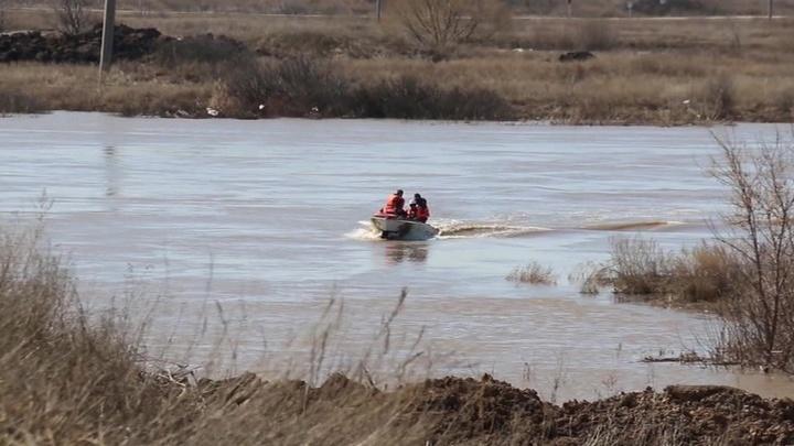 Паводок в Саратовской области пошел на спад