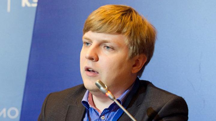 Экономист Фёдор Наумов